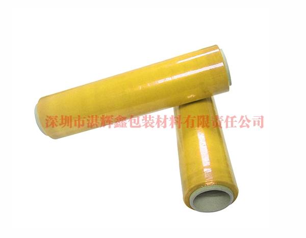 黄色PE拉伸膜