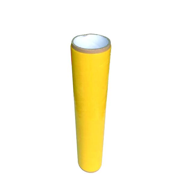 黄色拉伸膜